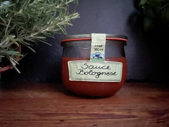 Sauce Bolognese 360 ml