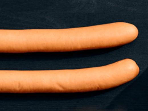 Wiener 0,54 kg (6 Stück)
